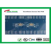 Cheap 3.8mm 12 Layer Quick Turn PCB Prototypes Blue Solder Mask PCB OEM wholesale