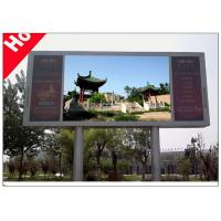 Cheap HD Advertising Full Color LED Display with Rolling Message 960 x 960mm Cabinet wholesale