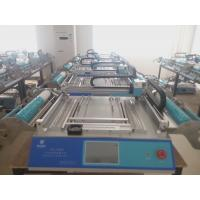 Cheap Dual side Feeder CHMT48VB 58pcs Feeders Desktop Pick and Place Machine, small Batch Production wholesale