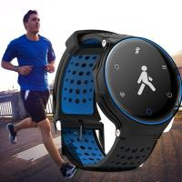 Cheap GPS Running Bluetooth Smart Bracelet Fitness Tracker With Polymer Lithium Battery wholesale