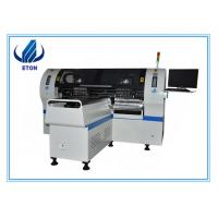 Cheap 0.02mm Precision Chip Mounter Machine , High Speed Smd Led Mounting Machine wholesale