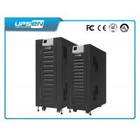 Cheap Black Three Phase LCD UPS Uninterruptible Power Supply For Telecom wholesale