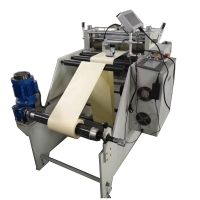 Cheap high precision high quality with ink jet print function roll to sheet cutting machine wholesale