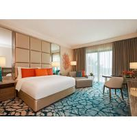 Buy cheap Modern Project Hotel Bedroom Suite Furniture Exquisite & Beautiful Surface from wholesalers