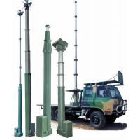 Cheap tripod 3-18m portable aerial photography mast system tlescopic mast with monitor screen wholesale