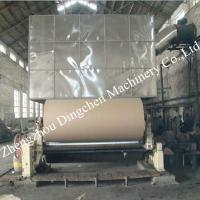 Cheap good quality kraft paper machine, corrugate paper machine wholesale