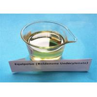 Buy cheap Body Supplyment Muscle building Steroids Boldenone undecylenate / Equipoise CAS:13103-34-9 from wholesalers
