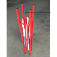 Cheap Powder Coated Expandable Safety Barriers Temporary Expandable Fence Barrier expanding safety barrier wholesale