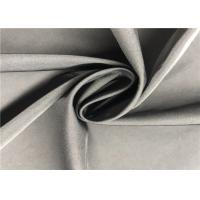 Cheap 100% Coated Polyester Fabric 2/1 Twill Twisted Coating Memory Fabric For Wind Coat wholesale