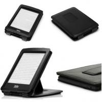 Cheap Beautiful Folio Kobo Ereader Leather Case With Multi-Angel Stand wholesale