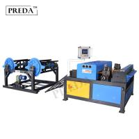 China Auto duct production machine HVAC duct production line with factory price on sale