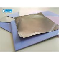 Cheap Heatsink Silicone Rubber  Thermally Conductive Material Thermal Insulation Conductive Pad wholesale