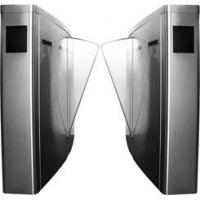 Subway Station IP54 RS485 SUS304 Bridge Oval Smart automatic Intelligence Flap gate barrie