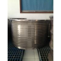Cheap Wedge Wire Screen High Pressure Screen Baskets wholesale