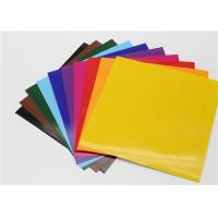 Cheap Customized Size Gummed Paper Squares Varied Colour Offset For Decoupage wholesale