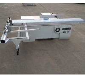 Cheap MJ Automatic precision horizontal sliding table panel saw machine 220v wholesale