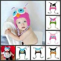 Cheap Wholesale 100% cotton cute animal hats lovely baby girl hats baby products china wholesale