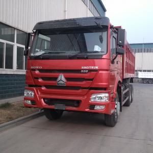 China Diesel 30 Ton Heavy Duty Dump Truck 20cbm 371hp 6x4 Howo Tipper Truck on sale