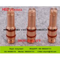 Buy cheap Plasma Cutter Tips 120802 Plasma Cutting Machine Parts , Hypertherm Tipa , Hypertherm Plasma Cutter Machine Accessories from wholesalers