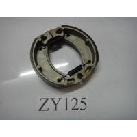 China Wear-resistant Motorcycle Parts Brake Shoe lines ZY125 for Honda ,Yamaha on sale