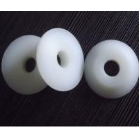 Cheap Wear Resistant Industrial Nylon Plastic Ring , Plastic Injection Molding Process wholesale