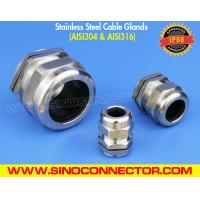 IP68 PG Metric Stainless Steel Cable Glands (Prensaestopas de acero inoxidable) in AISI304, AISI316 or AISI316L