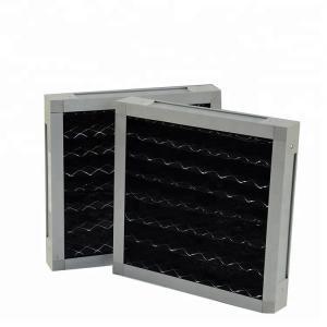 Cheap Fire Retardant Industrial Hepa Air Filters External Aluminum Alloy Frame wholesale