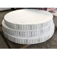 Cheap Round Mattress Spring Unit For Theme Hotels / Bonnell Pocket Continue Spirngs wholesale