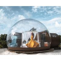 Cheap Clear Outdoor Camping Tent Commercial Grade Bubble Hotel Room wholesale