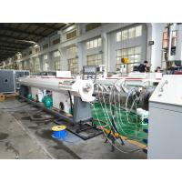 Cheap PVC Pipe Plastic Extruder Machine , Soft Pipe Making Machine / Production Line wholesale
