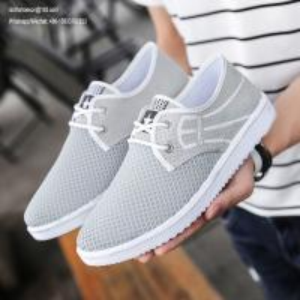 Cheap new design shoesfor sale fashion cool mesh casual sneakers men wholesale