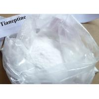 Cheap Medicine Raw Material Tianeptine/ Tianeptine free acid To Treat Anxiety Disorders 66981-73-5 wholesale