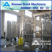 Cheap Chemical Waste Water Treatment Equipments By Activated Carbon 380V 50Hz wholesale