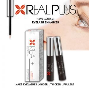 Cheap best serum for eyelash longer and fuller Real Plus Eyelash enhancer serum from FEG factory wholesale