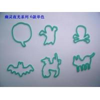 Cheap Carved Animai Silly Shaped SiliconeRubber Band For Children Eco-friendly wholesale