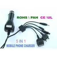 Buy cheap 5 in 1 Phone Car Charger from wholesalers