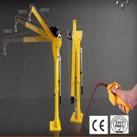 Cheap Vehicle-mounted HP1000 12V DC small electric hoist winch truck crane wholesale