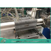 Cheap Customized Plastic Profile Extrusion Line , Pvc Extruder Machine For Cable wholesale