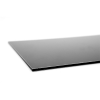 Cheap Gray Color Back Coating Aluminum Composite Panel Sheet 2mm - 6mm Thickness wholesale