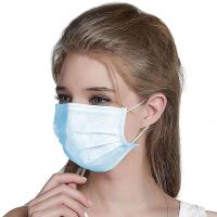 Cheap Waterproof Medical Face Mask PP Nonwoven And  Filter Paper Materials wholesale