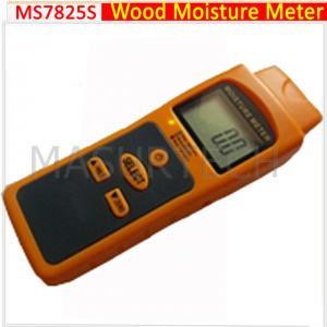 Cheap Multifunctional Needle Wood Moisture Meter MS7825s wholesale