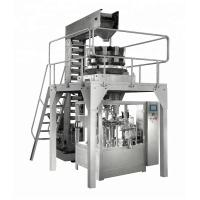 Cheap Pistachio / Cashew Nut Zipper Pouch Packing Machine Pneumatic Driven Automatic wholesale