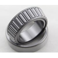 China INCH Tapered rolling bearing , HM518445 / 10 steel cagebearing for Trailer Axle on sale