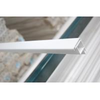 Buy cheap manufacturer of 60 screen sash pvc window profile from wholesalers