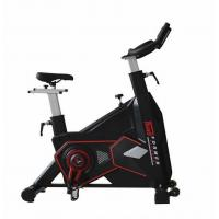 China Professional Aerobic Fitness Equipment Durable Chain Driven Floor Level Adjustment on sale