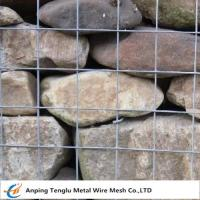 Cheap Hot Dipped Galvanized Gabion Mesh Cells|Square or Rectangular Mesh Hole wholesale