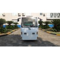 Cheap Safety Baggage Towing Tractor Pneumatic Tire 250 - 350 Mm Ground Clearance wholesale