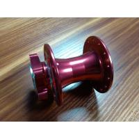 Cheap OEM Anodized Mountain Bike Parts  Bicycle Axle & Hub CNC turning service wholesale