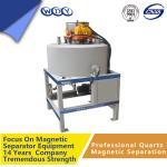Cheap Electro Dry Magnetic Separator Metal Scrap 50000gs 440v Magnetic Drum Separator wholesale
