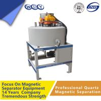 Cheap Industrial Dry Magnetic Separator Iron Metal Magnetic Ore Separator wholesale
